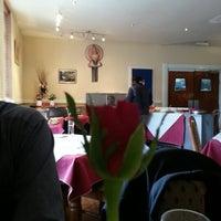 Photo taken at Namaste Kerala Indian Restaurant by Euthymia K. on 12/2/2012
