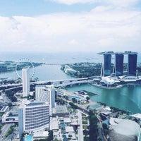 Photo taken at Singapore by Julie G. on 8/12/2015