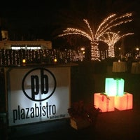 Photo taken at The Plaza Bistro by Jamie S. on 12/19/2012
