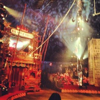 Photo taken at Big Apple Circus by Jody F. on 12/9/2012