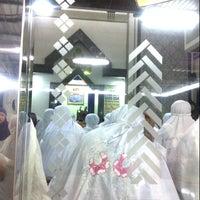 Photo taken at Masjid Wal' Ashri Pertamina by Nur R. on 7/28/2013