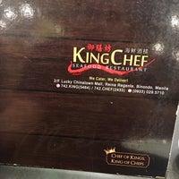 Foto tomada en King Chef por Shank M. el 2/8/2018