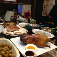 Photo taken at Denise & Polly's The Classic Roast Duck by Shank M. on 10/8/2013