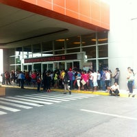 Photo taken at SM City Bacoor by Kevin J. on 10/30/2012