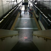 Photo taken at Yellow Line - Buendia Station by Kevin J. on 10/27/2012