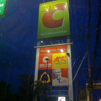 Photo taken at Big C by Na C. on 10/31/2012
