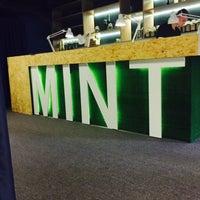 Снимок сделан в Mint Kiev lounge пользователем Nadina B. 5/20/2015