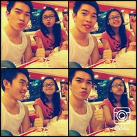 Photo taken at KFC Lucena town proper by ザンダー ロ. on 4/2/2014
