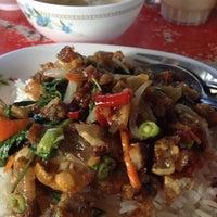 Photo taken at อาหารตามสั่งคุณน้อย by Kanklaw Z. on 12/1/2012