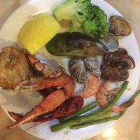 Photo taken at Hibachi Grill Buffet by Geghard N. on 8/27/2017