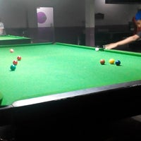 Photo taken at Snooker Era Jaya by Mohamad R. on 4/27/2015