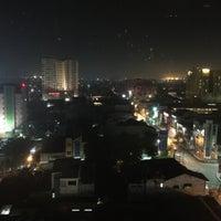 Photo taken at Gumaya Tower Hotel by Ferdinan P. on 11/16/2017