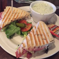Photo taken at Jantz Cafe by Claire Y. on 6/9/2015