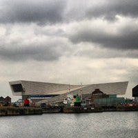 Photo taken at Museum of Liverpool by Víctor Manuel M. on 3/20/2013