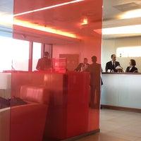 """Photo taken at Alitalia Freccia Alata Lounge """"Bramante"""" by Maurizio S. on 11/23/2012"""