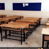 Photo taken at Bağcılar Malazgirt Orta Okulu by Seren C. on 3/12/2016