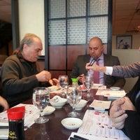 Photo taken at Kanda Sushi Bar by Stephane R. on 2/6/2014