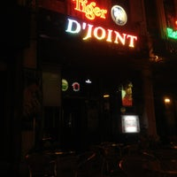 Photo taken at D'JoInT Bar & Cafe by ゆうたくん on 12/21/2012
