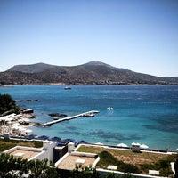 Photo taken at Grand Resort Lagonissi by Yana M. on 6/20/2013