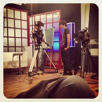 Photo taken at El Dia Television by Guillermo G. on 4/4/2013