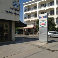Photo taken at Mobil 1 ( Gazi & Vudali Yedek Parca ) by Mustafa Y. on 6/29/2013