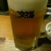 Photo taken at 串焼 文福 武蔵小杉店 by west z. on 11/21/2016