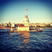 Photo taken at Maiden's Tower by Anna D. on 6/28/2013