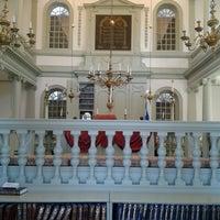 Снимок сделан в Touro Synagogue пользователем Jason W. F. 9/14/2014