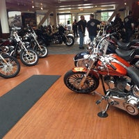 Photo taken at Seacoast Harley-Davidson by Marcos L. on 5/3/2014