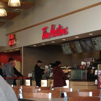 Photo taken at Tim Hortons by Marcos L. on 4/10/2013