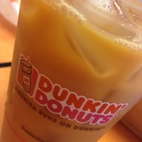 Photo taken at Dunkin Donuts by Marcos L. on 3/30/2014