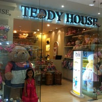 Photo taken at Teddy House by Candra W. on 2/17/2013