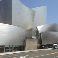 Photo taken at Walt Disney Concert Hall by Amy M. on 7/4/2013