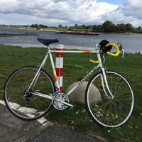 Photo taken at Neuengamme by Dawid Z. on 9/20/2015