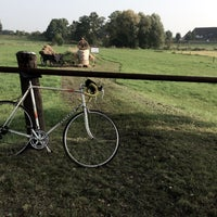 Photo taken at Neuengamme by Dawid Z. on 10/4/2015