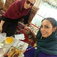 Photo taken at Shabestan Restaurant | رستوران شبستان by Shabi T. on 8/4/2016