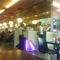 Photo taken at Solaria by debby p. on 7/1/2013