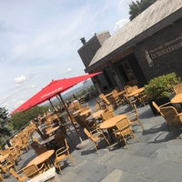 Photo taken at Panoramarestaurant De Bokkerijder by Jacco S. on 8/24/2018