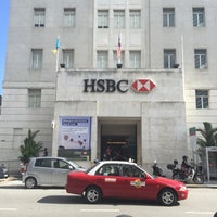 Photo taken at HSBC Bank by Londonboy on 12/30/2015