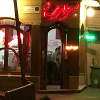Photo taken at Moshtagh Ice Cream | بستنی سرای مشتاق by Milad N. on 10/13/2015