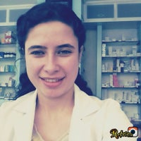 Photo taken at Kurtulmuş Eczanesi by Meltem A. on 4/17/2015