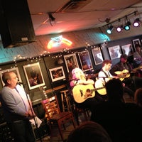 Photo taken at The Bluebird Cafe by Kate O. on 4/19/2013