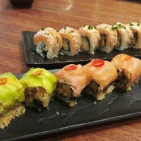 Photo taken at SushiGroove by Mesya D. on 6/21/2016