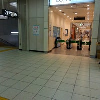 Photo taken at JR大宮駅 ルミネ南口改札 by オッサン V. on 5/5/2016