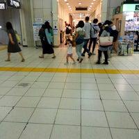 Photo taken at JR大宮駅 ルミネ南口改札 by オッサン V. on 7/1/2017
