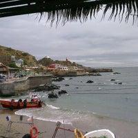 Photo taken at Restaurant Miramar by Pablo A. on 10/20/2013