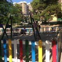 Photo taken at Parque Tío Jorge by Eva M G. on 8/4/2013