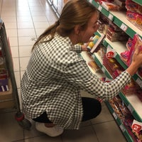 Photo taken at Carrefour express by Raïssa C. on 6/17/2017