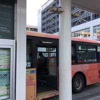 Photo taken at 新潟駅南口バスターミナル by スーパー宇宙パワー on 9/30/2017
