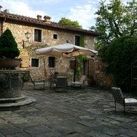 Photo taken at Borgo san luigi by Füsun A. on 5/3/2017